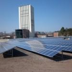 Solar Unterkonstruktion Photovoltaik