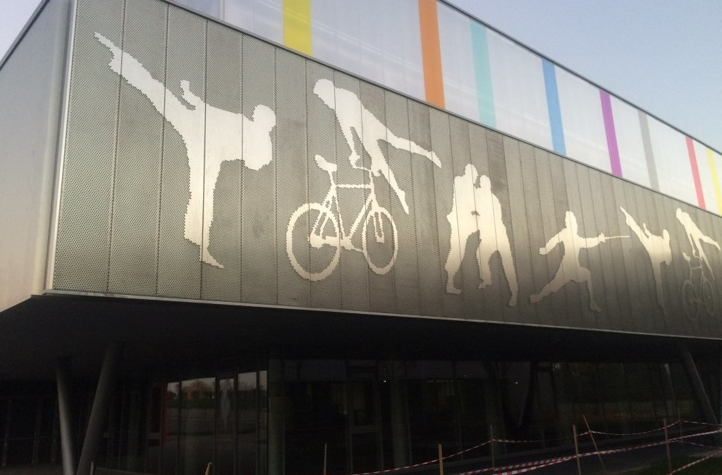 Sportkomplex in Geispolsheim